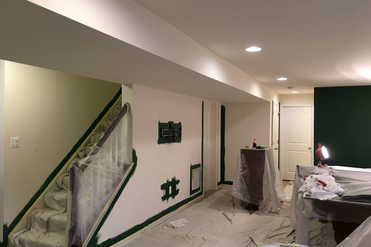 Interior Paiting